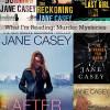 What I am reading: Maeve Kerrigan Mystery Novels