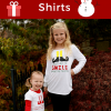 Elf Inspired Shirts with the New Cricut Explore Air 2