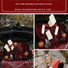 Harry Potter Trunk or Treat with Free Printable Platform 9 3/4 Sign