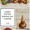 Harry Potter Sorting Hat Cookies