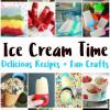 Ice Cream Recipes!