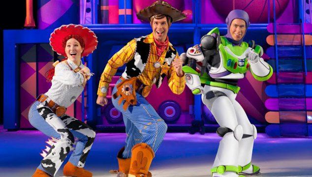 Disney on Ice Winner!