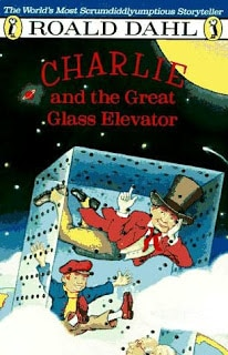 Book Review- Charlie and the Great Glass Elevator