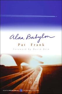 Book Review- Alas, Babylon