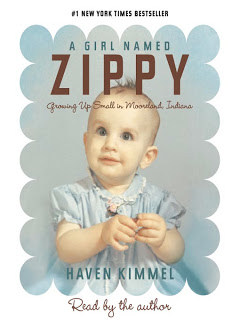 Book Review- A Girl Named Zippy