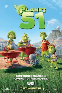 Redbox Review- Planet 51