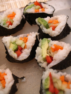 Simple Homemade Sushi