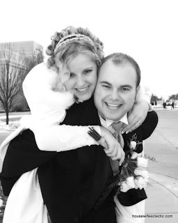 4 Years Ago Today, I Married My Best Friend