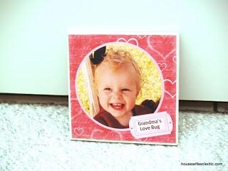 Valentine's Photo Tiles