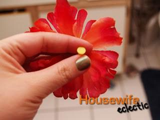 Push Pin Flowers