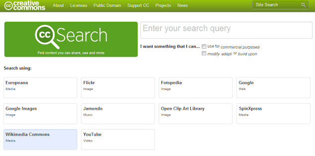 WotW: Search for Safe Images with Creative Commons