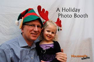A Holiday Photo Booth