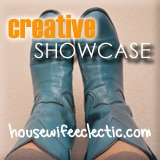 Creative Showcase- A creative feature and linkup