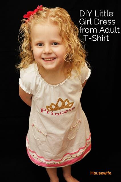 DIY Child Dress