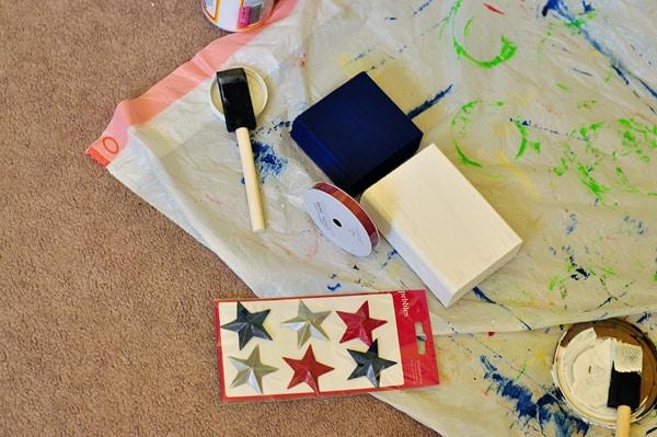 American Crafts American Flag