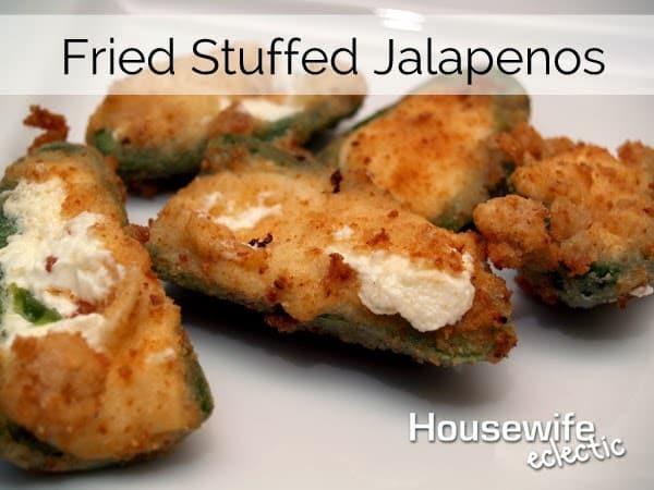 Fantasy Football Fried Jalapeno Poppers #Shop