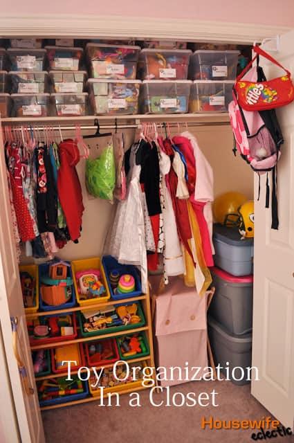 Organizing Toys, How to Organize Toys