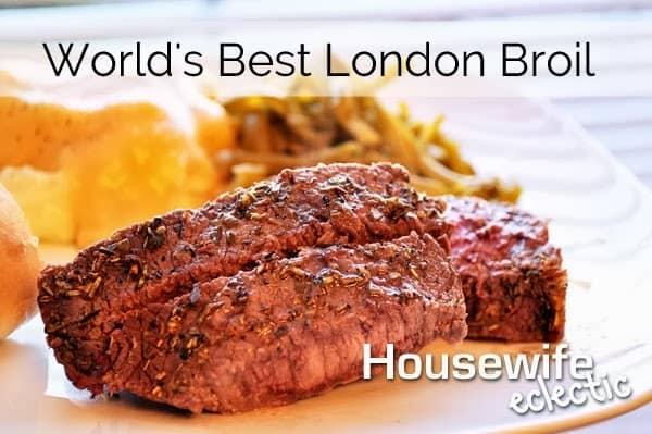 London Broil Recipes