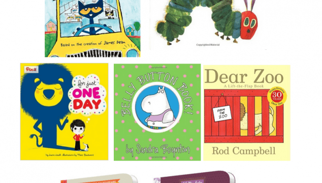 The Best Books for Toddlers with Jane from xo, from Lauren and Jane