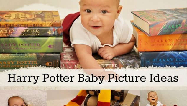 Harry Potter Baby Pictures Ideas
