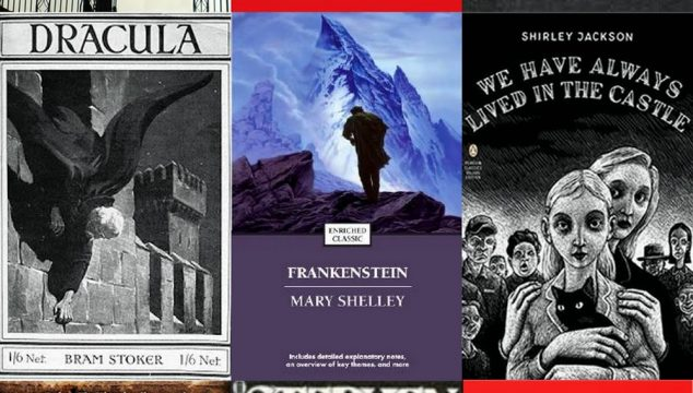 8 Creepy Reads for October