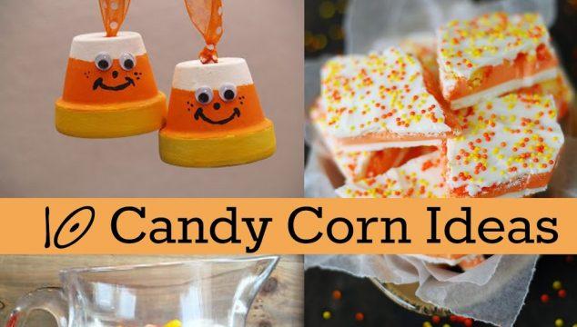 10 Candy Corn Ideas