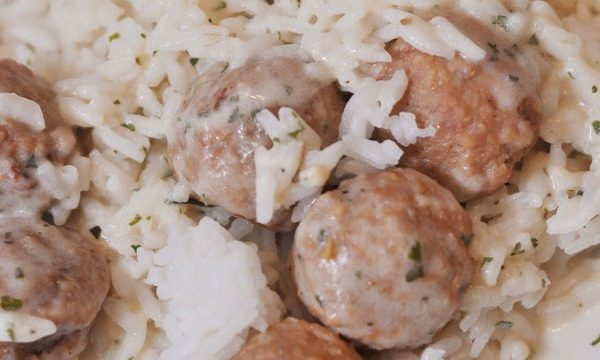 Forget Ikea, Make Your Own Swedish Meatballs