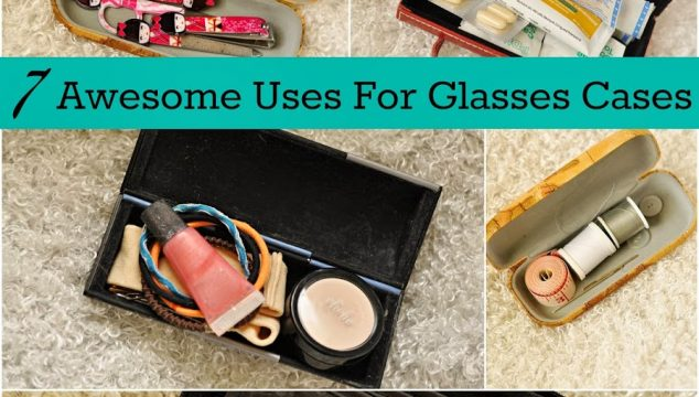 7 Awesome Uses For Glasses Cases