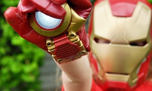 Up Close with Marvel's Avengers