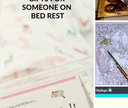 The Best Gifts for Someone on Bed Rest