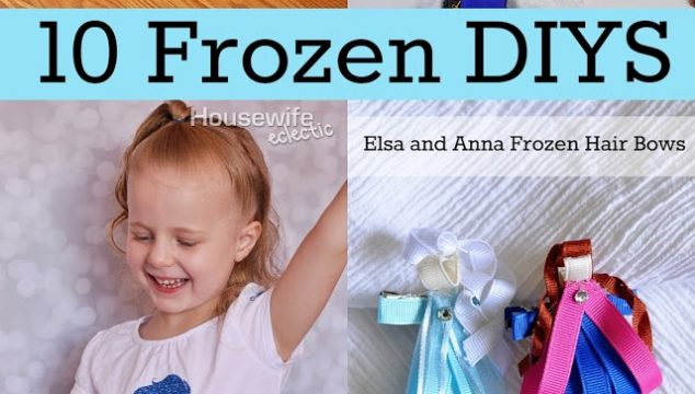 10 Ideas For Your Frozen Addict AND Disney on Ice Presents Frozen in SLC