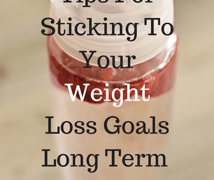 Tips for Sticking To Your Weight Loss Goals Long Term