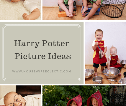 Harry Potter Pictures with your Kids
