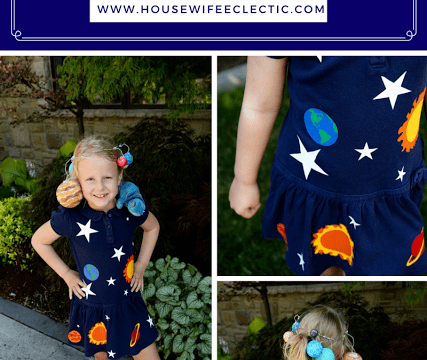 Magic School Bus Ms. Frizzle Costume