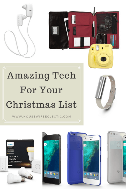 Amazing Tech For Your Christmas List Housewife Eclectic