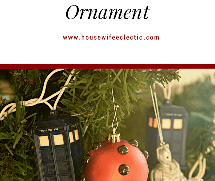 Easy Dalek Ornament