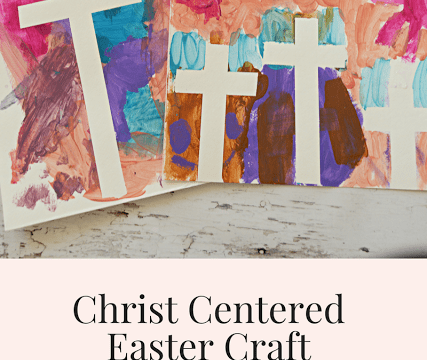 Christ Centered Easter Craft Devotional