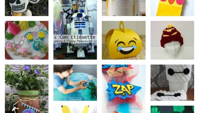 27 Geeky Crafts and DIY