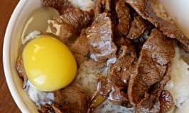 Simple Beef Sukiyaki