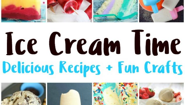 Ice Cream Recipes!