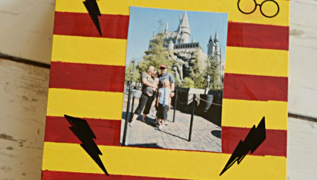 Harry Potter Vacation Memory Box