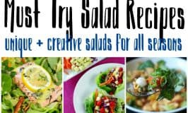 Must Try Salad Recipes