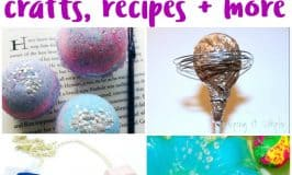 Galaxy Crafts and Recipes!