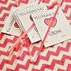 You Make My Heart Glow Valentines with Free Printable