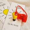 You Light Up My World Valentine with Free Printable