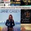What I am reading: Maeve Kerrigan Mystery Novels