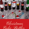 Christmas Coke Bottles and Chocolate Pecan Brownie Cake