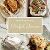 Southwestern Chicken Tinfoil Dinner