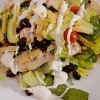 Grilled Fiesta Chicken Chopped Salad
