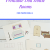 Printable Doll House Rooms